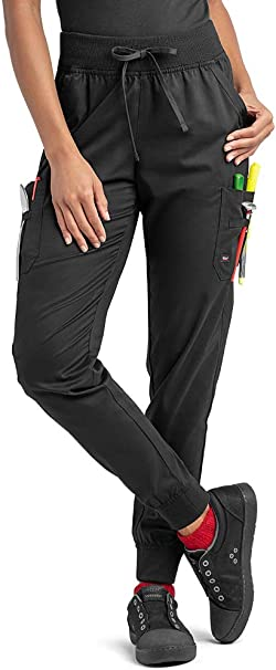 Industry Line Womens Petite Jogger Chef Pant XS-3X