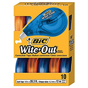 BIC Gel-ocity Quick Dry Retractable Gel Pen