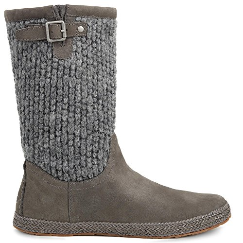 UGG Women's Boot Charcoal Knit Lyza vYrHw1qfY