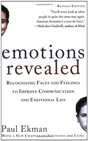 Emotions Revealed, Second Edition: Recognizing Faces and Feelings to Improve Communication and Emotional - Faces Soft Book