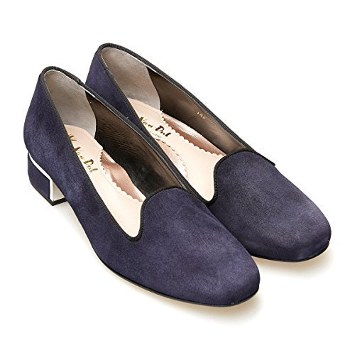 Van Dal Women's Belsize Closed-Toe Heels Midnight efRDFl2J