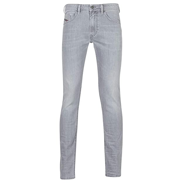 Diesel Thommer - Pantalones Vaqueros para Hombre, Color Gris ...