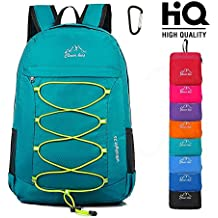 Lightweight Packable Hiking Backpack Foldable Water Resistant Durable Travel Daypack 25L/35L