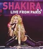 Shakira : Live from Paris [Blu-ray] [Import italien]