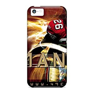 New Arrival Premium 5c Case Cover For Iphone (san Francisco 49ers)