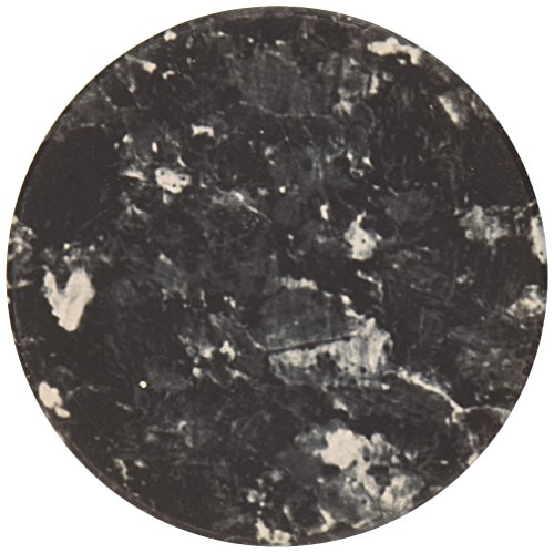 """CoasterStone NC16 Absorbent Coasters, 4-1/4-Inch,""""Black Marble"""", Set of 4"""