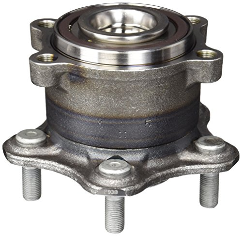 Timken HA590253 Rear Wheel Hub and Bearing