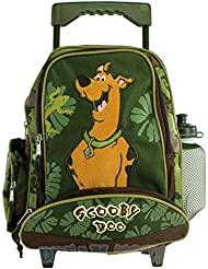 Scooby Doo Toddler Rolling School Backpack