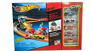 Mattel BHP99 Hot Wheels Turbo Rennen