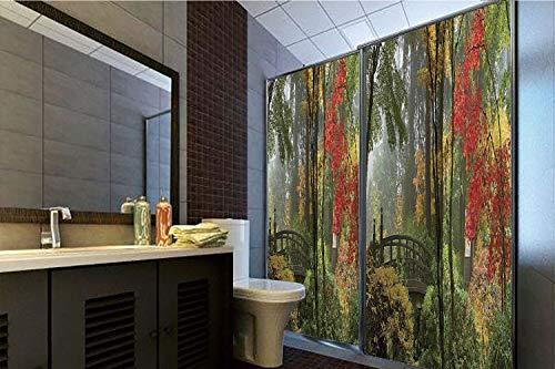 Tiffany And Co Portland (Decorative Privacy Window Film, 35.43