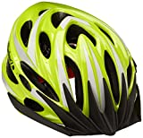 HardnutZ Helmets Hi Vis Yellow Road Cycle - Yellow, 54-62cm by HardnutZ Helmets