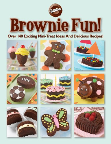 Halloween Snacks Ideas For Adults (Wilton Brownie Books)