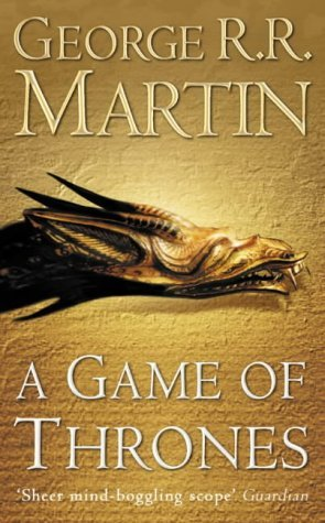 A Game of Thrones (A Song of Ice and Fire) by George R. R. Martin (6-Jan-2003) Paperback