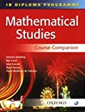 Mathematical Studies, Stephen Bedding and Paula Waldman de Tokman, 0199151210