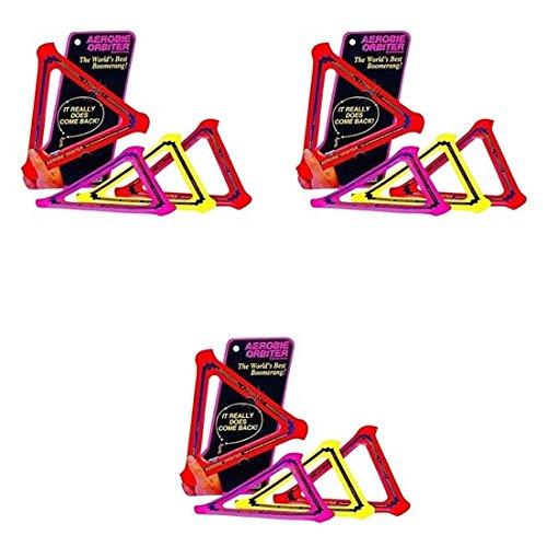 Aerobie Orbiter Boomerang Color Vary