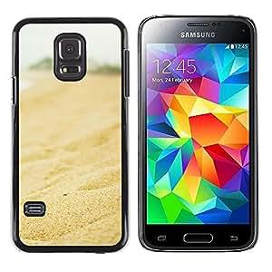 Smartphone Rígido Protección única Imagen Carcasa Funda Tapa Skin Case Para Samsung Galaxy S5 Mini, SM-G800, NOT S5 REGULAR! Nature Beautiful Forrest Green 122 / STRONG