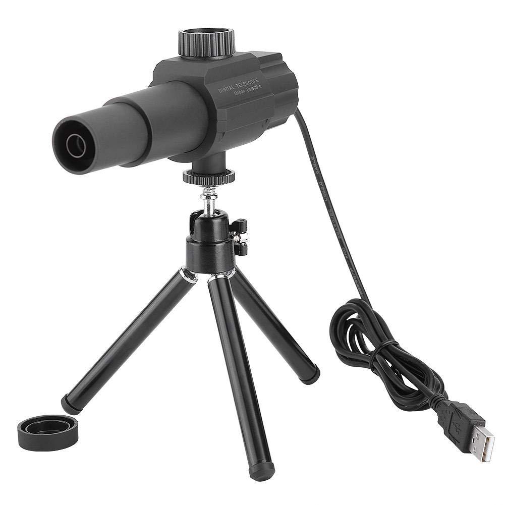 Paisaje Ver Garsent USB Digital monocular telescopio con tr/ípode Mini 2/MP 70/x Espejo telesc/ópico para fu/ßballspiele
