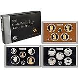 2011 S US Mint Silver Proof Set OGP Proof