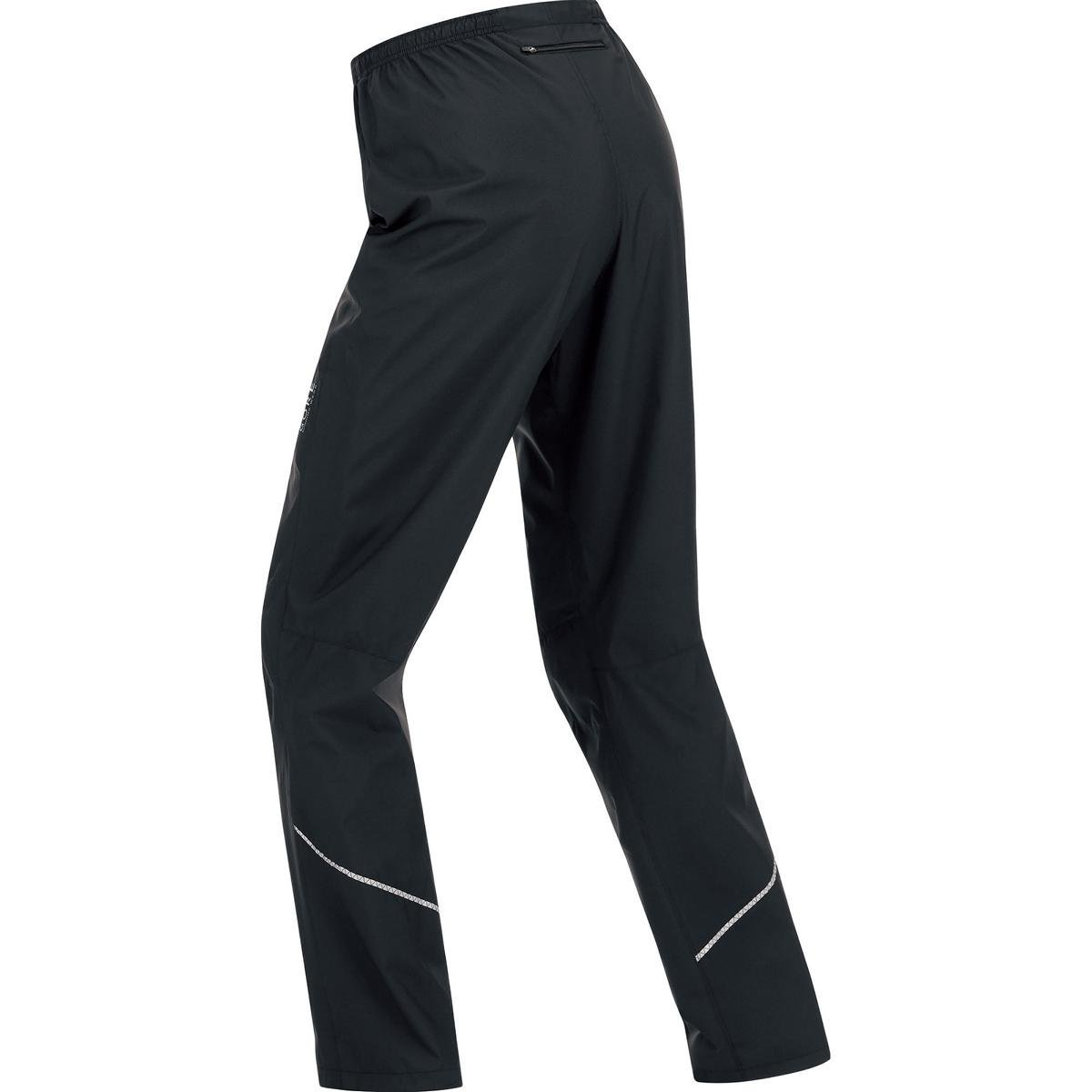 Gore Running Wear Men's Essential Active Shell Pant, Black, X-Large by Gore Running Wear (Image #2)