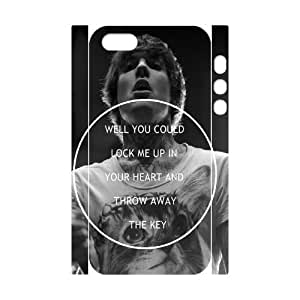 DIY Hard Plastic Case Cover for Iphone 5,5S 3D Phone Case - Bring Me The Horizon HX-MI-101923