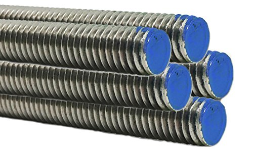 5 16 stainless steel threaded rod - 2