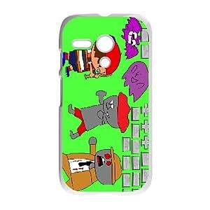 Motorola G Cell Phone Case White Earthbound Beginnings BNY_6989278