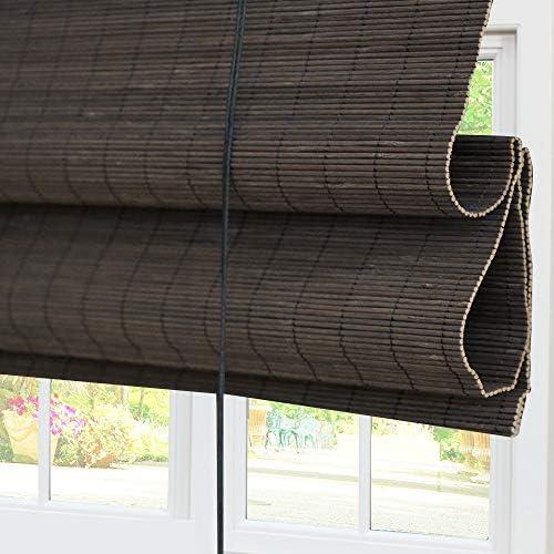 Bamboo Roman Window Shades Blind