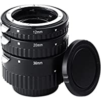 Mcoplus Extnp Auto Focus Macro Extension Tube Set for...