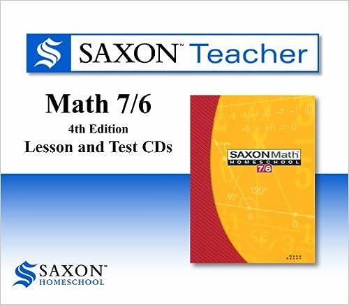 Saxon math 76 homeschool saxon teacher cd rom 4th edition saxon saxon math 76 homeschool saxon teacher cd rom 4th edition 4th edition fandeluxe Images