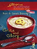 Grits and Glory by Ron Benrey front cover