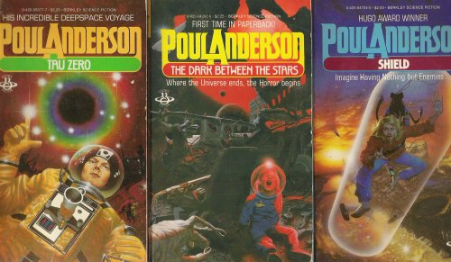 3 Book Set by Poul Anderson;