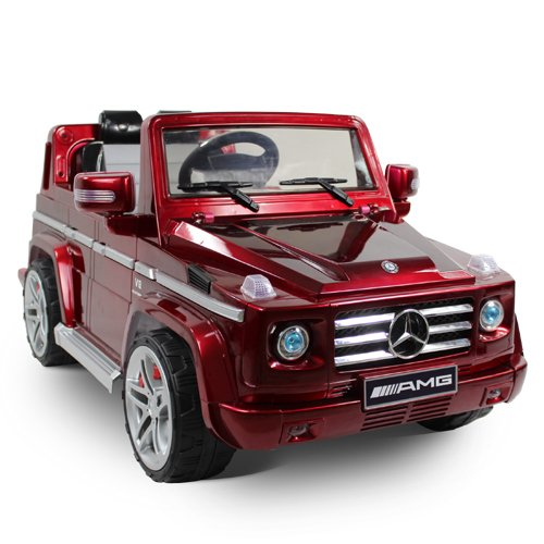 2015 licensed mercedes benz g55 amg kids ride on power