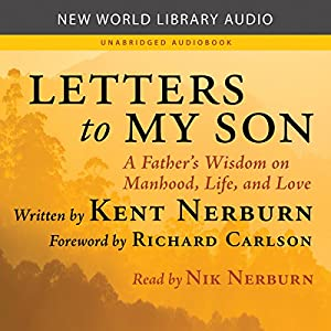 Letters to My Son Audiobook