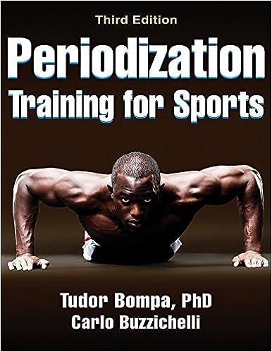 Periodization Training for Sports 3rd Edition Tudor Bompa