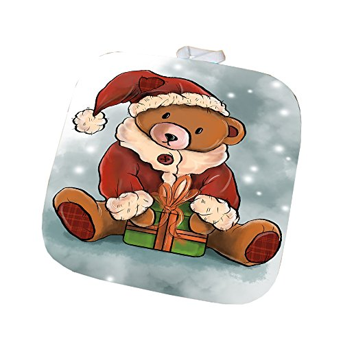 Merry Christmas Happy Holiday Pot Holder D428