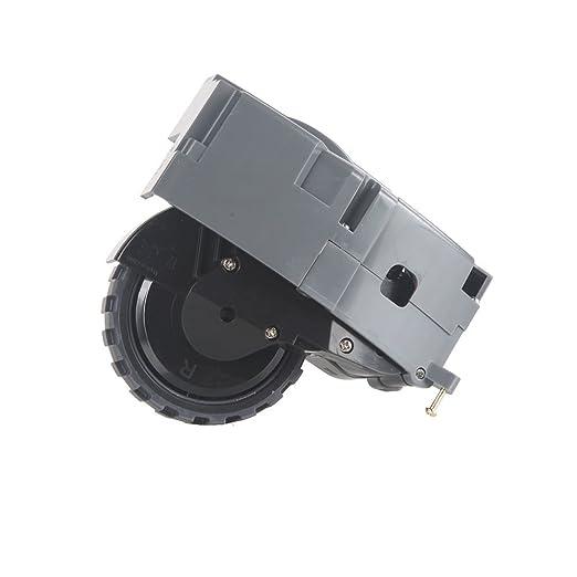 todos los modelos Ruedas derecha e izquierda Original para iRobot Roomba Series R3 500 600 700 Kit de Ruedas