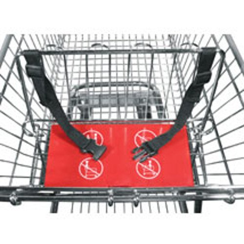 New Extra Tough Steel Quality Grocery Shopping Carts 36'' h X 30'' l by Store Shopping Cart (Image #3)