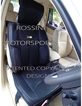 full set Leatherette black Car seat covers fit VAUXHALL MOKKA