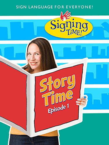 Signing Time Story Time Episode 1 by