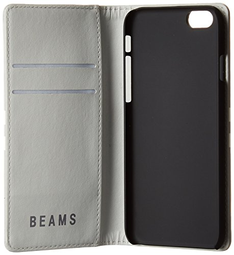 96b26669dc Amazon | (ビーピーアールビームス) bpr BEAMS / Gizmobies × BEAMS / Disney iPhone6ケース  手帳型 33750706421 15 (GREY/ONE SIZE) | ポーチ