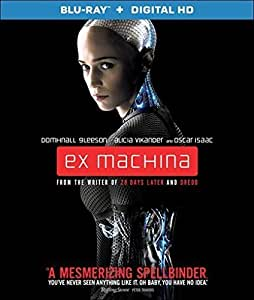 Ex Machina [Blu-ray + Digital HD]