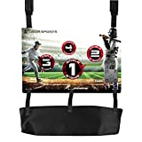 Franklin Sports Door Electronic Baseball Toss Game