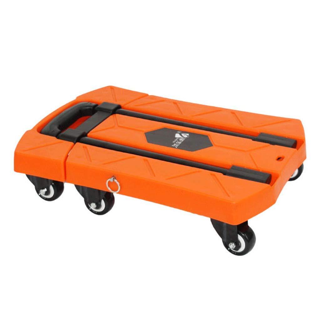 ポータブル大型アルミ合金ロードキング小型プルカット、折り畳み式、ポータブルトラベラートレーラーポータブルショッピングカート (色 : : Orange) Orange) B07K9R2SXV B07K9R2SXV Orange, hocola(ホコラ) インテリア雑貨:19156245 --- anime-portal.club