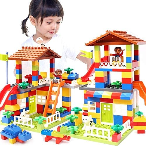 CHENZHIQIANG Intelligence Toys Great Children Educational Building Blocks Assembled Early EducationToys for Boys & Girls