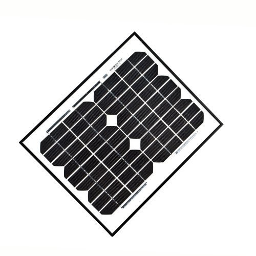 ALEKO LM109 Solar Panel for Gate Opener 10W 24V