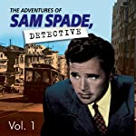 Adventures of Sam Spade Vol. 1 | Adventures of Sam Spade