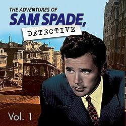 Adventures of Sam Spade Vol. 1