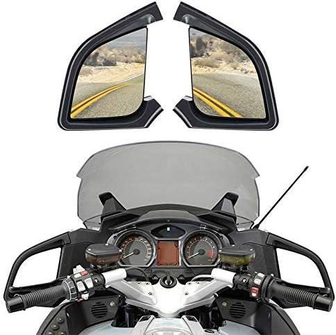 オートバイのリアビューミラーは、BMW R1200RT R1200 RT 2005年から2012年2011年2010年2009年2008年2007年2006年バイクアクセサリー左右のために合います