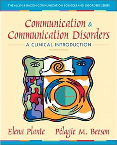Amazon.com: Communication and Communication Disorders: A Clinical ...
