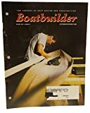 Boatbuilder September/October 2006 Volume XXIV Number 5